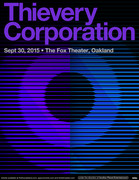 Thievery Corporation (WIN TICKETS)