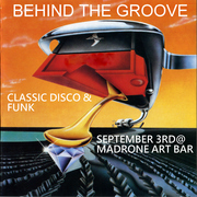 BEHIND THE GROOVE WITH JEFF HARRIS