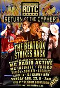 8/23 - Return Of The Cypher • Beatbox Night Feat. Ready Yo aka Radio Active • Infinite • Frisco • SyZyGy • Soulati • Eucalips • DJ KEVVY KEV