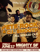 Pete Rock & CL Smooth (WIN TICKETS)