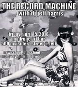 THE RECORD MACHINE