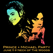 Prince and Michael Jackson Experience
