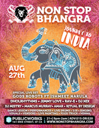 Non Stop Bhangra-Journey To India