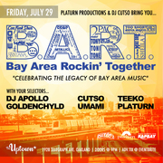 B.A.R.T. [Bay Area Rockin' Together]