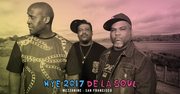 NYE 2017 with DE LA SOUL at MEZZANINE