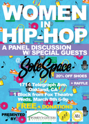 Women in Hip-Hop: A Panel Discussion