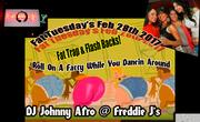 Fat Tuesday - Fat Trap & Flashbacks @ Freddie J's San Jose Downtown