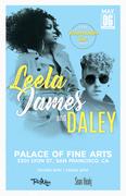 Leela James and Daley
