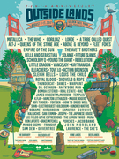 Outside Lands 10th Anniversary feat. A Tribe Called Quest, Dr. Octagon, Solange, Rebelution, Kaytranada, Action Bronson, Schoolboy Q,Thundercat, K. Flay, Little Dragon and many more