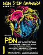 Non Stop Bhangra Feat. PBN Live (UK)