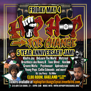 Hip Hop For Change 5-Year Anniversary Jam!