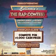 Sellassie's The Rap Contest