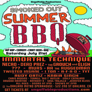 Smoked Out Summer BBQ