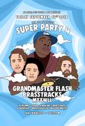 GRANDMASTER FLASH (LIVE)