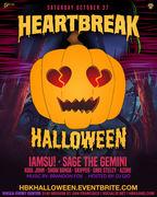 Heartbreak Halloween 2018