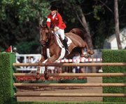 Jumping Clinic with Jennifer Foster
