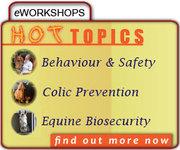 Equine Guelph eWorkshop- Colic Prevention