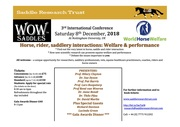 Saddle Research Trust Conference