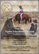 "Russ Krachun Kozak Horsemanship ""True Grit"" Tour"