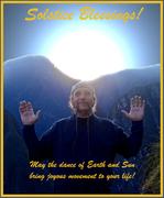 Solstice Blessings from Jade Wah'oo Grigori