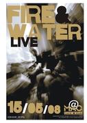 Fire & Water LIVE @ Cafe-Bar MAO, Kavala