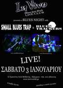 """SMALL BLUES TRAP & BLUES TRACKERS - LIVE AT """"IN VIVO"""""""