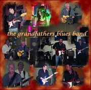 the grandfathers blues band live at  LAZY club
