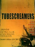 THE TUBESCREAMERS BAND LIVE