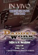 """Daddy's Work Blues Band   Live at """"In Vivo"""""""