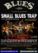 "Small Blues Trap…acoustic!-Live at ""BLUES"""