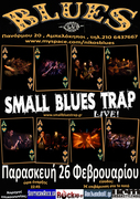 "SMALL BLUES TRAP - LIVE AT ""BLUES"""