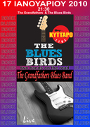The Bluesbirds & The Grandfathers Blues Band Live at the KYTTARO