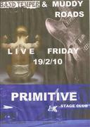 Muddy Roads + Band Temper Live @ Primitive