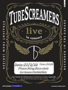 THE TUBESCREAMERS BAND IN CONCERT