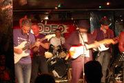 Nick Tsiamtsikas & Blues Report live on Primitive bar