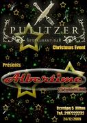 CHRISTMAS EVE με τους ALBERTIME LIVE!