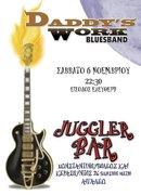 Daddy's Work Blues Band  Live at Juggler Bar