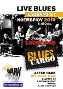 BLUES CARGO  + LOOSE RAG LIVE AT AFTER DARK