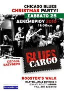 "Blues Cargo Live at Rooster's Walk ""Free Entrance"""