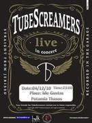 The Tubescreamers Live !