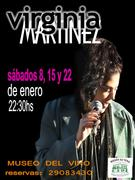 VIRGINIA MARTINEZ EN MONTEVIDEO
