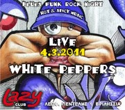 4/3/2011 WHITE PEPPERS @ LAZY CLUB LIVE