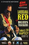 LOUISIANA RED & BLUES TRACKERS