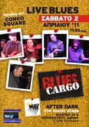 Blues Cargo + Congo Square Live at After Dark