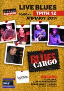 Blues cargo Live at Bacaro
