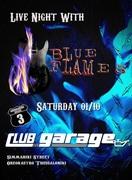 Blue Flames Live