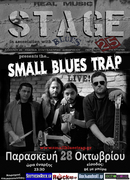 """Small Blues Trap - Live at """"STAGE 25"""""""
