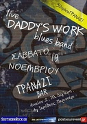 Daddy's Work Blues Band Live @ Granazi Bar