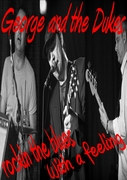 GEORGE AND THE DUKES 10 DEC.LIVE @ IGUANA CAFE