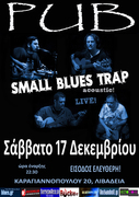 SMALL BLUES TRAP acoustic! στο PUB στη Λιβαδειά